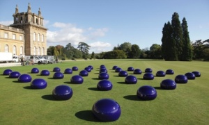 AI WEIWEI AT BLENHEIM PALACE Blemheim Art Foundation is delighted to announce the most extensive UK exhibition to dat by celbrated Chinese artist and social activist Ai Weiwei. Opening at Blenheim Palace on 1 October as the inaugural and launch exhibition of the Blenheim Art Foundation, the exhibition will showcase more than 50 artworks by Ai Weiwei produced over the last 30 years.