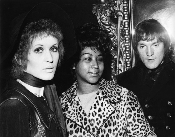 Julie Driscoll - Aretha Franklin and Brian Auger in London 1968